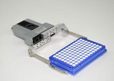 Intelligenter elektrischer Greifer SG150 mit Microplate
