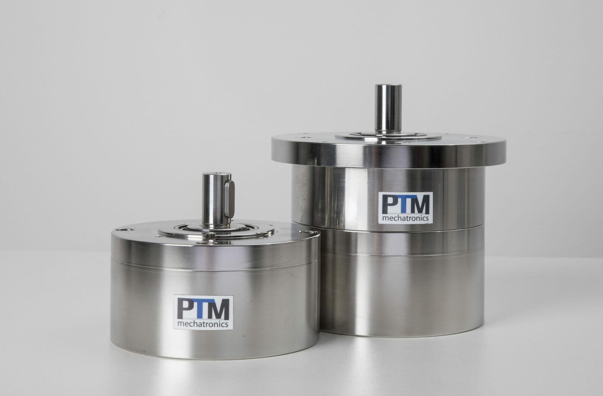 Die Druckluftmotoren aus Edelstahl sind säurebeständig, chemikalienbeständig, IP68 wasserdicht und für Reinräume zertifiziert.