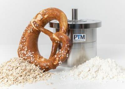 Die PTM mechatronics bietet Produkte für den Bereich Food & Beverage, IP68, Edelstahl, lebensmittelecht, säure- und chemikalienbeständig.