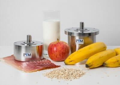 Edelstahlmotor in der Lebensmittelproduktion, lebensmittelecht, sterilisiertbar, ATEX IP68 1