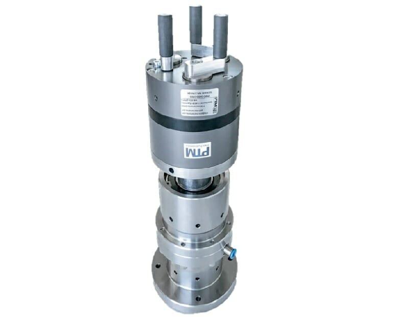 PTM entwickelt verfahrbaren Motor für mehrere Rührbehälter
