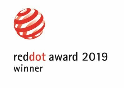 PTM mechatronics gewinnt Red Dot Design Award mit ihrer neuen Rührwerkstechnik eco-Series GENERATION 2.19 und ihrem einzigartigen Schnellwechselsystem für Rührwellen eco-Quick.
