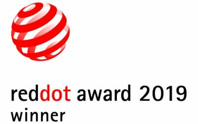 PTM wins Red Dot Design Award 2019 with its GENERATION 2.19