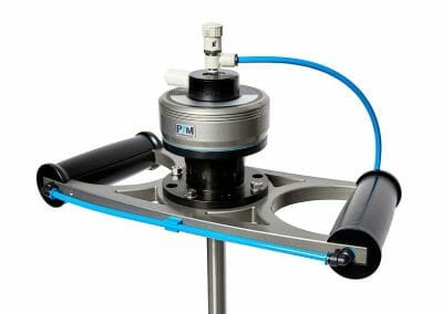 ATEX Handrührer eco-Up mit hohem Drehmoment, ergonomisch und sicher