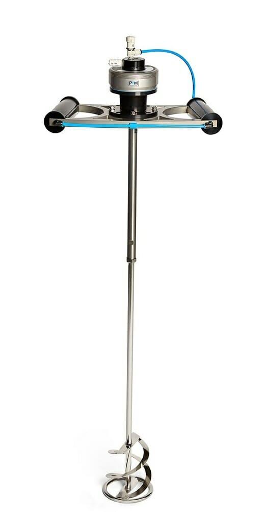 ATEX zertifizierter Handrührer eco-Up mit hohem Drehmoment, ergonomisch und sicher
