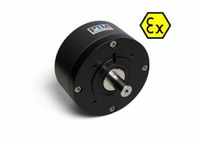 Energieeffizienter Druckluftmotor ATEX zertifiziert-1