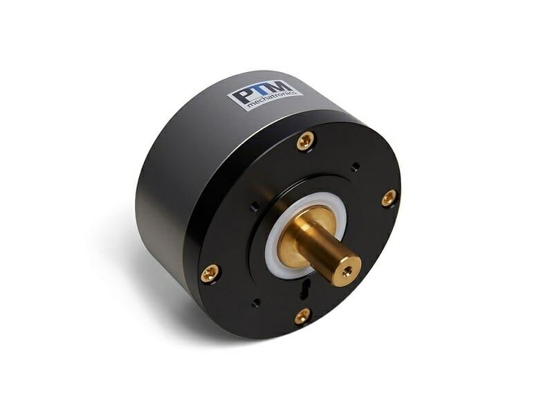 Energieeffizienter Druckluftmotor ferritfrei und magnetfeldfrei für MRT-1