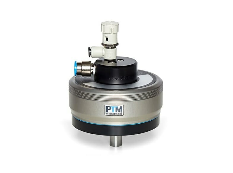 Energy efficient agitator for application with existing flange solution