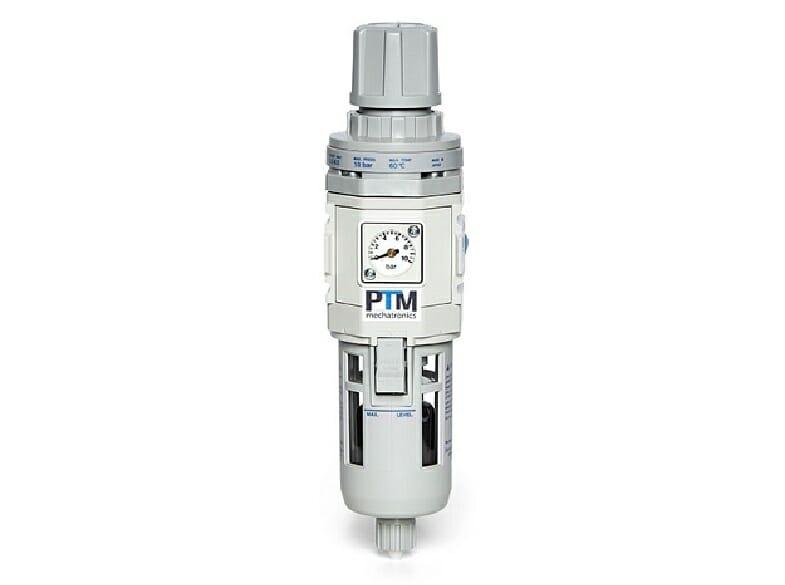 Wartungseinheit für Druckluftmotoren
