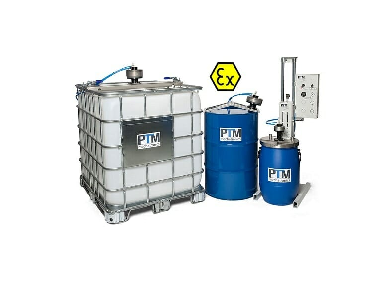 ATEX safety: a certified drive alone does not constitute a safe agitator