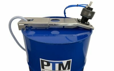 PTM launches first adjustable traverse for tight-head drums