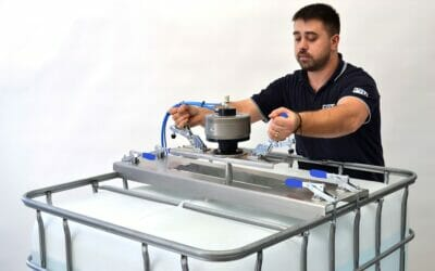 Fresh and fruity – gentle fruit processing with flexible PTM agitator