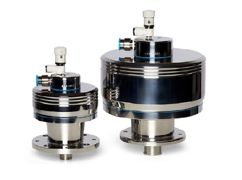 Stainless steel agitator, ATEX certified, IP68, clean room classified, sterilizable