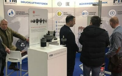 PTM sets new standards at the European Coatings Show 2019 in Nuremberg